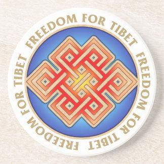 チベットの無限の結合型のための自由 コースター