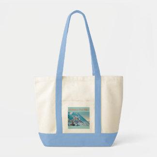 チベットの自由なバッグ トートバッグ