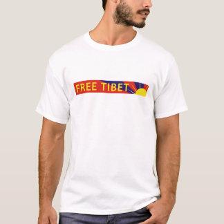 チベットの自由なTシャツ5 Tシャツ
