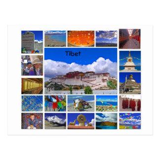 チベットMultiview ポストカード