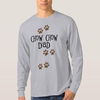 チャウチャウのパパ Tシャツ