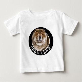 チャウチャウ犬002 ベビーTシャツ