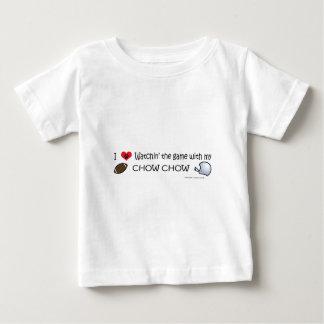 チャウチャウ ベビーTシャツ