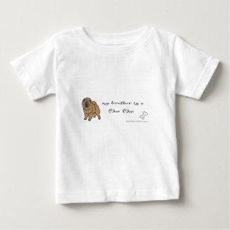 チャウチャウ-多くは繁殖します ベビーTシャツ