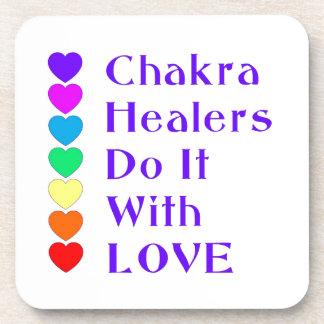 チャクラの治療師は愛とのそれをします コースター