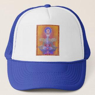 チャクラシステム帽子 キャップ