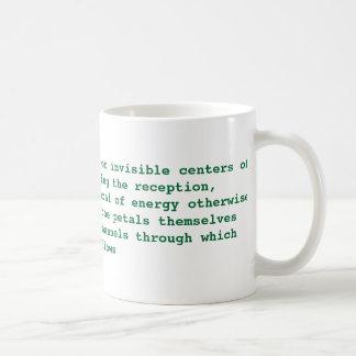 チャクラ コーヒーマグカップ