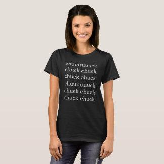 チャック Tシャツ