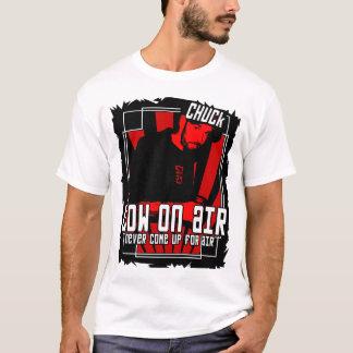 チャックLOAの単独のTシャツ Tシャツ