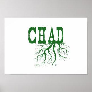 チャドの根 ポスター