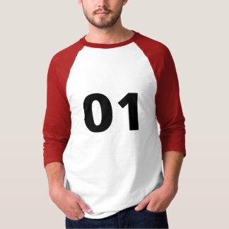 チャドの騎士ジャージー Tシャツ