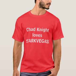 チャドの騎士StarkvegasのTシャツ Tシャツ