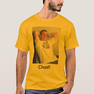 チャドのTシャツ Tシャツ
