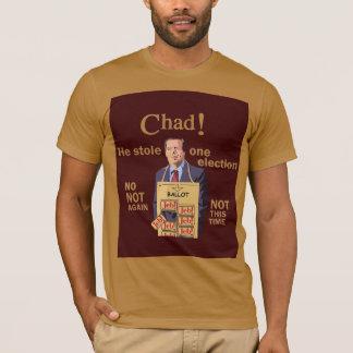 チャド! ブッシュ2016年 Tシャツ