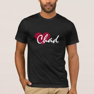 チャド Tシャツ