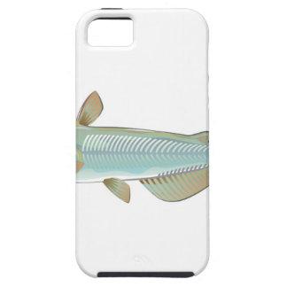 チャネルナマズの釣魚の農場の魚のシーフードの市場 iPhone SE/5/5s ケース