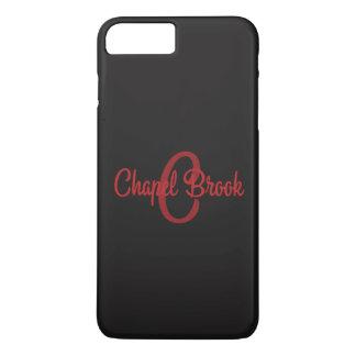 チャペルの小川のiphone 7のプラスの電話箱 iPhone 8 plus/7 plusケース