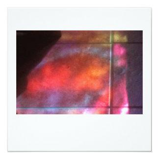 チャペルの窓2からのライト-司教のRanch カード