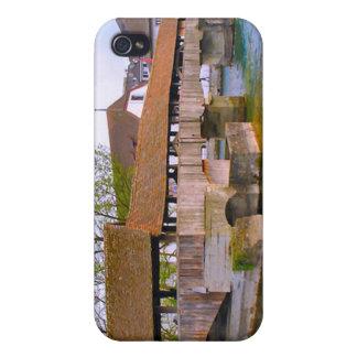 チャペル橋、ルツェルン、 iPhone 4/4Sケース