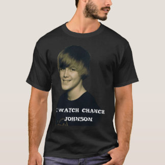 チャンスのジョンソンYouTUbeのワイシャツ Tシャツ