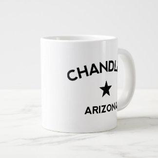 チャンドラーアリゾナの大きいマグ ジャンボコーヒーマグカップ