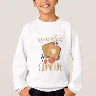 チャンピオンの朝食 スウェットシャツ
