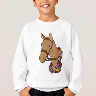 チャンピオンの馬 スウェットシャツ
