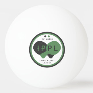 チャンピオンのIPPLの球 ピンポンボール