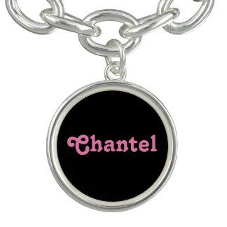 チャームブレスレットChantel ブレス