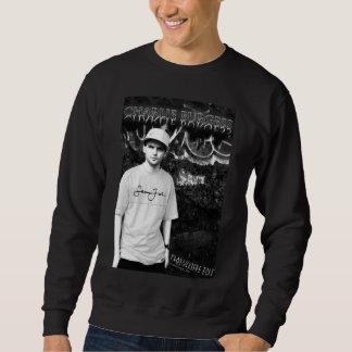チャーリーの市民のグラフィックのTシャツ スウェットシャツ