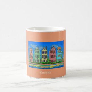 チャールストンのマグ コーヒーマグカップ