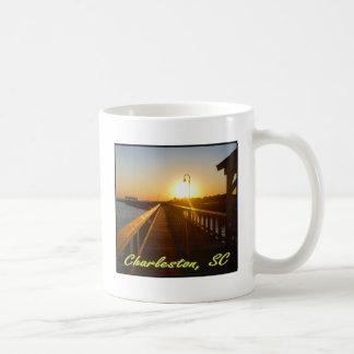 チャールストンのSCの日没 コーヒーマグカップ