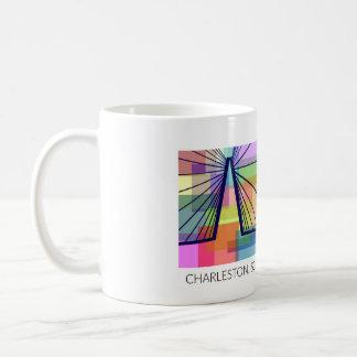 チャールストンのSC橋コーヒー・マグ コーヒーマグカップ