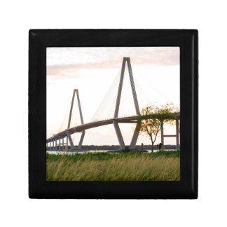 チャールストンサウスカロライナ橋-たる製造人の川 ギフトボックス