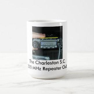 チャールストン220のMHzの中継器クラブ コーヒーマグカップ