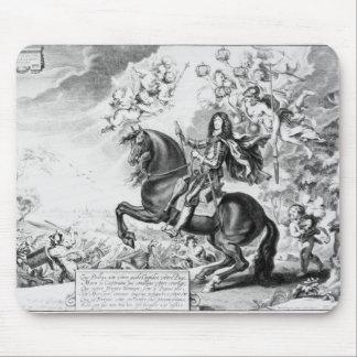 チャールズの乗馬のポートレート神とのII マウスパッド