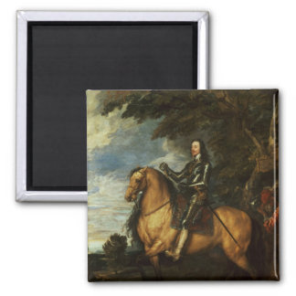 チャールズの乗馬のポートレートI c.1637-38 マグネット