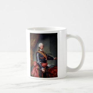チャールズアントンRaphael Mengs 1761年によるスペインのIII コーヒーマグカップ