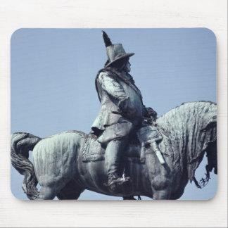 チャールズグスタフの乗馬の彫像Xつ、 マウスパッド