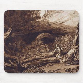 チャールズターナー(1773-1857年)著刻まれるジェイソン(英語 マウスパッド