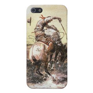 チャールズマリオンラッセル-滑らかなライダー iPhone 5 COVER