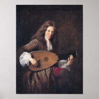 チャールズムートン1690年 ポスター