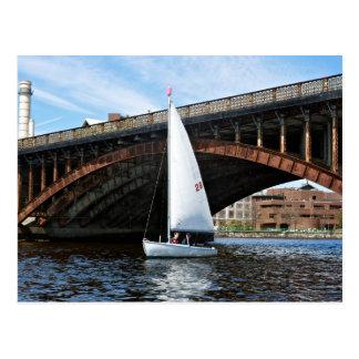チャールズ川の航海 ポストカード