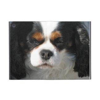 チャールズ王スパニエル犬 iPad MINI ケース