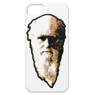 チャールズ・ダーウィンのiPhone 5の場合 iPhone SE/5/5s ケース