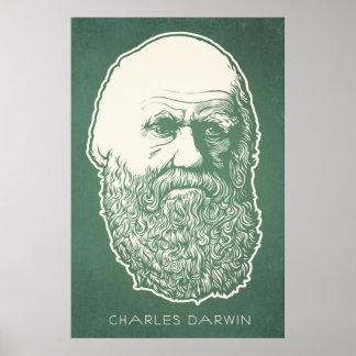 チャールズ・ダーウィン ポスター