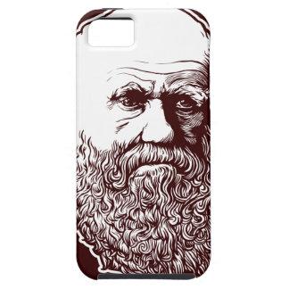 チャールズ・ダーウィン iPhone SE/5/5s ケース