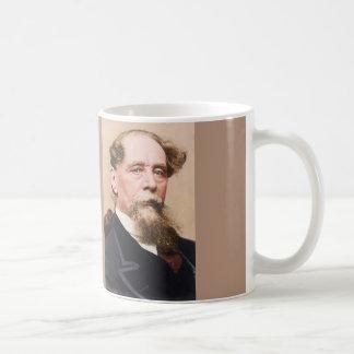 チャールズ・ディケンズのマグ コーヒーマグカップ