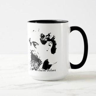 チャールズ・ディケンズのマグ マグカップ