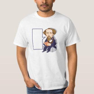 チャールズ・ディケンズ(1812年- 1870年) Tシャツ